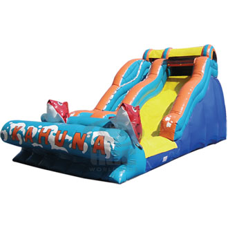 19ft Kahuna Water Slide Rental | Bounce It Out Events